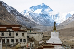 BAse camp of tibet (1)