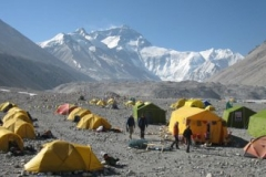 BAse camp of tibet (3)