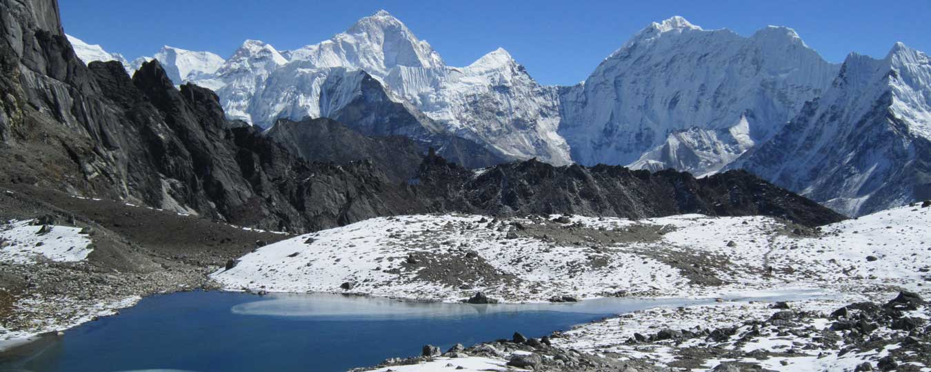 Everest High Passes